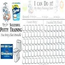Potty Training Sticker Chart The Chart