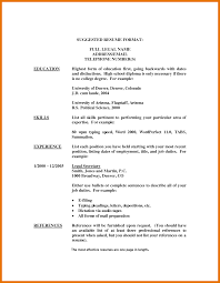 Secretary Resume Template Secretary Resume Example Professional