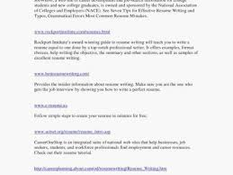 Resume Objective Example Awesome Cover Letter For Resumes Resume