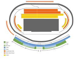 Kansas City Raceway Seating Chart Kansas Lottery 300 At Kansas Speedway Kansas City Ks