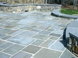 diy flagstone patio over concrete how to lay a patio lay flagstone patio polymeric sand how