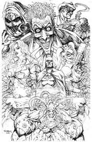batman coloring pages ic book