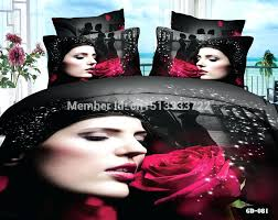 marilyn monroe comforter set queen luxury organic cotton duvet cover sets bedding set fitted sheet pillowcase
