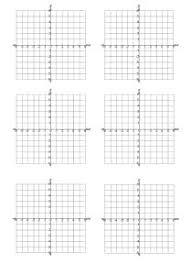 Labeled Graph Paper Worksheet Fun And Printable