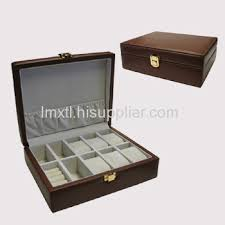 leather watch and ring box men swatch display case sb 100602 3 leather watch and ring box men swatch display case