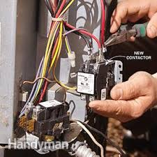 diy air conditioner repair the family handyman install a new air conditioner contactor