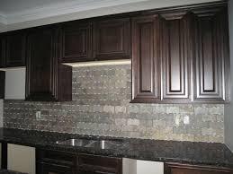 Backsplash For Dark Cabinets Kitchen Room 2017 Kitchen Backsplash For Dark Cabinets Tile