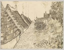 vincent van gogh essay heilbrunn timeline of art   street in saintes maries de la mer