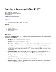 Build A Resume For Free Build A Resume For Free How To Build A