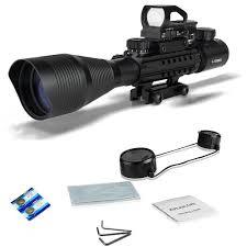 simmons 2 8x10x44 scope. umsky lunette de visée 4-12x50mm avec lumineux réticule optique rouge vert portée illumination double holographique: amazon.fr: sports et loisirs simmons 2 8x10x44 scope 7