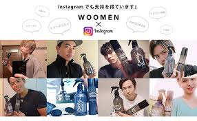 Amazon | WOOMEN(ウーメン) メンズ 洗顔スプレー 300ml 新感覚 クレンジング スキンケア | WOOMEN | ビューティー 通販