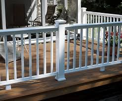 outdoor deck railings ideas. traditional white deck railing outdoor railings ideas t