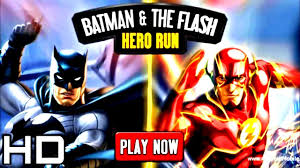 Games For Children - Batman and The Flash Hero Run Ipad ...