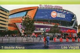 T Mobile Arena Las Vegas Nevada Home Of Nhl Golden Knights