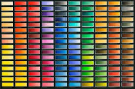 Colour Charts Old Holland Classic Colours