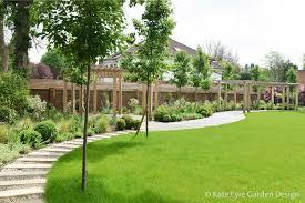 Garden Design Long Garden Kate Eyre Garden Design Streatham South London