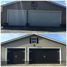 Picturecarriage Style Garage Doors No Windows Carriage Door Without