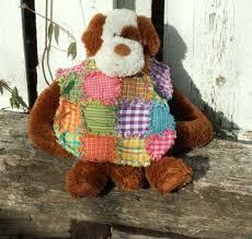 Homespun rag quilt instructions and pattern for Quilted Ragged ... & Homespun rag quilt instructions and pattern for Quilted Ragged Baby Bib.  Great gift homemade gift Adamdwight.com