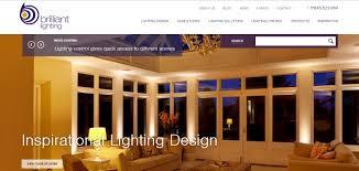 brilliant lighting site