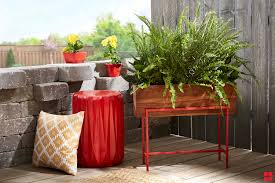 Garden Design Spray Paint Garden Planter Makeovers