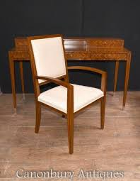 art deco office desk. art deco desk and chair set rosewood home office writing table n