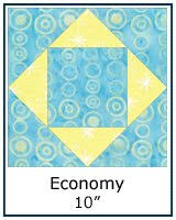 Free Quilt Block Patterns Library & ... Economy quilt block tutorial - 10inch block ... Adamdwight.com