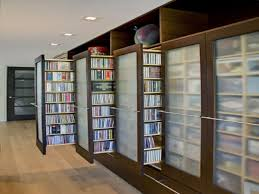 Image of: Office DVD Storage Ideas