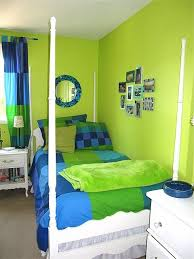 Bright Green Bedroom Ideas 3