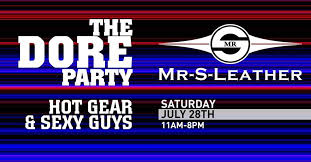 the dore party 7 28 mr s leather sf