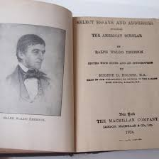 select essays and addresses including the american scholar by select essays and addresses including the american scholar ralph waldo emerson