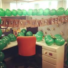 office birthday decoration. Office Desk Birthday Decoration Ideas J