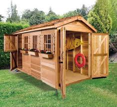 cedar garden shed. Boathouse For Kayak Storage Cedar Garden Shed X