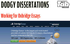 dodgy dissertations university of cambridge