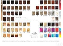 Matrix Socolor Color Chart Pdf Framesi Color Conversion