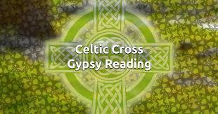 free celtic cross gypsy cards reading