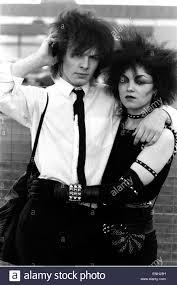 Punk-Liebe, Brian McEnaney 15 und Lesley Smith 24 Kuss über ...