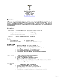 Waiter Bartender Sample Resume Servers Resume Example Sample Server 24 Waitress Examples Bartender 23