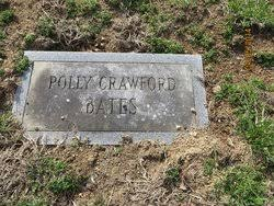 Polly Crawford Bates - Find A Grave Memorial