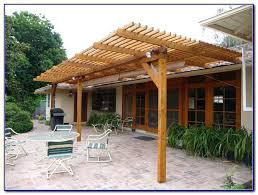 wood patio covers wooden patio cover kits patios home decorating