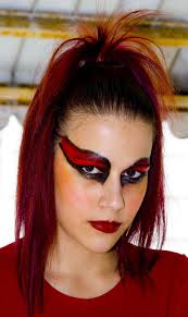 she devil makeup
