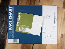 Textured Paper For Face Charts Face Eye Package