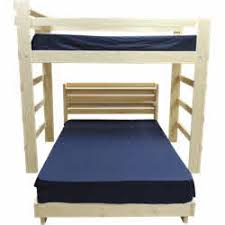 Loft platform bed Unique Loft Over Low Platform Bed Unlimited Furniture Group Loft Bed Bunk Beds For Home College Made In Usa