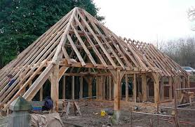 timber frame buildings here at our hewnwood work we have a small team of experienced and dedicated carpenters skilled in the traditional art of timber