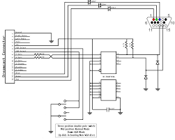 devcast dreamcast hardware dreamcast mods i built the circuit using the following schematic keeping in mind that i need to assemble it a small as possible