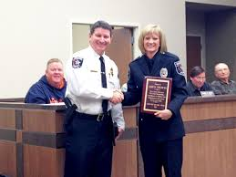 Morris Detective honored as Morris' Officer of the Year – Shaw Local