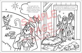 the real story of biblical laptop coloring books 17 wide x 11 tall