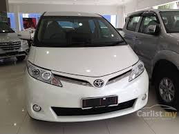 new car release malaysia 2014Search 2 Toyota Estima New Cars for Sale in Malaysia  Carlistmy