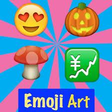 Emoji Art App Emoji Art Collection Free Unicode Emoticons Smiley Keyboard Free