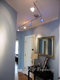 simple track lighting. Track Lighting In Hallway Simple S
