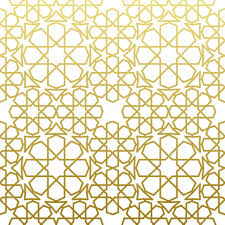 Arabic Pattern Gold Arabic Pattern Arabic Pattern Gold Style Traditional